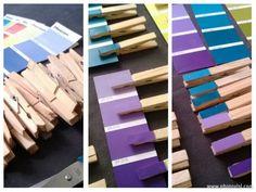 Barvy - Testováno na dětech
