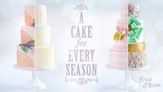 A Cake for Every Season