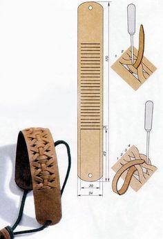 Мастер-класс по плетению браслета из кожи своими руками: фото и видео материалы для создания изделия для мужчин и женщин