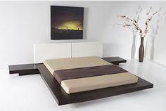 Decoración e Ideas para mi hogar: Dormitorios decorados estilo Zen