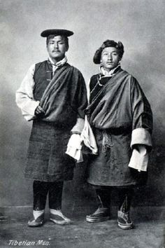 Tibetan Men. Please like http://www.facebook.com/RagDollMagazine and follow @RagDollMagBlog @priscillacita