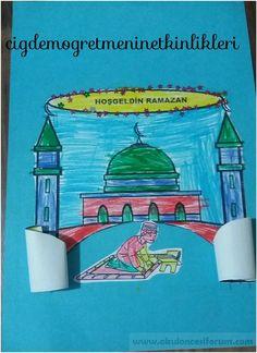 Hoşgeldin Ramazan ! ☺ - Okul Öncesi Etkinlik Kaynağınız - Okul Öncesi Etkinlik Kaynağınız