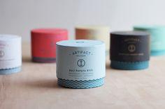 Artifact Masque — The Dieline - Package Design Resource