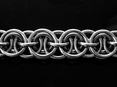 Callisto Chain - CHAINMAILLE WEAVES AND PATTERNS
