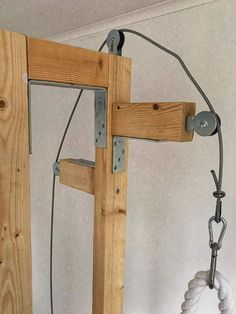 Build your own gym - diy projects Home Gym Set, Home Made Gym, Diy Home Gym, Gym Room At Home, Home Gym Decor, Homemade Gym Equipment, Diy Gym Equipment, No Equipment Workout, Backyard Gym