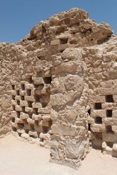 Masada Columbarium http://www.free-pictures-online.com/pages/masada29.php