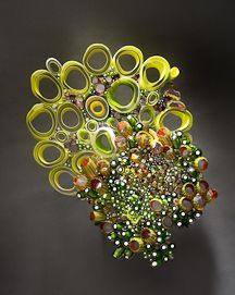Marsha Blaker-DeSomma at the Traver Gallery