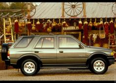 76 Best Isuzu Wizard Passport Rodeo Images Rodeo Honda
