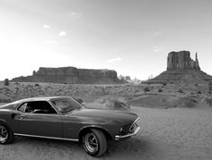 Theres something about an abandoned Mustang!