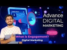 What is Potential Engagement? Advanced Digital Marketing Course FREE in Bangla   Pallab Ghosh - YouTube Digital Marketing Strategy, Online Marketing, Business Tips, Online Business, Marketing Channel, Social Media Engagement, Free Instagram, How To Plan, Learning