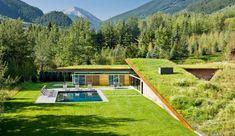 Tout sur la toiture v g talis e maisons conteneur et for Acheter une maison aux usa