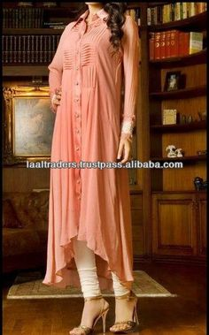 Casual wear dress Latest fashion Fine quality Made to order Customization acceptable Pakistani Casual Wear, Pakistani Outfits, Indian Outfits, Simple Dresses, Casual Dresses, Eastern Dresses, Desi Clothes, Kurta Designs, Indian Attire