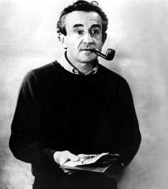 Louis Malle (October 30, 1932 - November 23, 1996) French film director (he won an Oscar with the movie 'The silence world' in 1956).