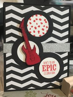 Epic Celebrations. Stampin Up Sale-a-bration 2018