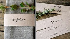 Ideas for wedding day details table settings Wedding Menu Cards, Wedding Table Settings, Diy Wedding, Wedding Photos, Wedding Day, Wedding Tables, Image Notes, Wedding Designs, Place Cards