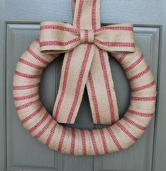 Looks almost like baseball. I need this ribbon!