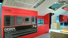 showroom SMEG by v:dro , via Behance