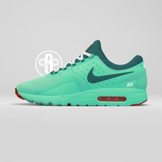 Nike Air Max Zero Portugal Team