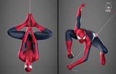 Real time render in Marmoset High Polygon Model is all zbrush. Gwen Spiderman, Spiderman Poses, Spiderman Tattoo, Spiderman Drawing, Spiderman Movie, The Amazing Spiderman 2, Iron Man Art, Marvel Art, Marvel Comics