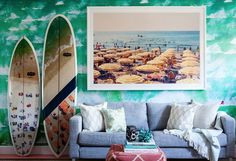 Gray Malin's passion for photography and interior design, combined with a spirit of travel and adventure is the character behind his brand.