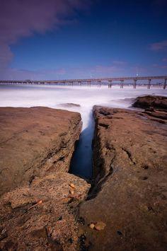 El Muelle Ocean Beach San Go California