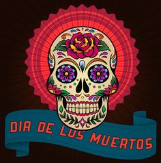 Dia de los Muertos - A mixture of Aztec and European symbolism The Day of the Dead tradition is a mixture of Catholic beliefs with the religions of indigenous Mexican people.
