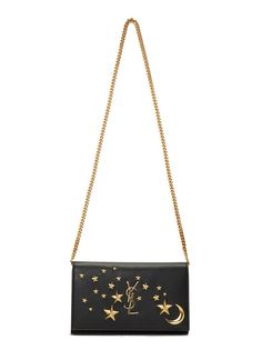 Women's Shoulder Bags - Bags | Discover Now LN-CC - YSL Monogrammed Moons and Stars Crossbody Bag