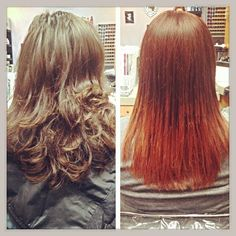 Haircut & First Time Red Ombre Haircolor #ayladavis #ayla #willowglen #95125 #sanjose #408 #bayarea #salon #hairsalon #solasalon #solasalons #solasalonstudios #solasalonwillowglen #solasalonswillowglen #hair #hairstyle #hairstylist #hairdresser #beautician #cosmetologist #style #stylist #beforeafter #haircut #haircolor #redhead #ombre