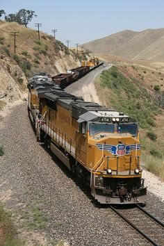Union Pacific at Caliente, CA   Flickr - Photo Sharing!