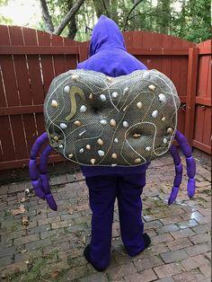 Moana Tamatoa/Tomatoa Crab Halloween Costume for Infants Crab Costume, Pig Costumes, Fairy Halloween Costumes, Costume Ideas, Halloween School Treats, Halloween Make Up, Halloween Party, Custom Dresses, Moana