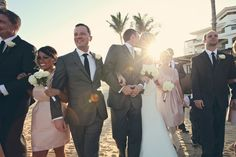 Sunset Smooch Photograph by Katy Hall Photography  http://www.storyboardwedding.com/mexican-destination-wedding-at-cabo-azul-resort-with-bright-colors-a-fiesta-atomsphere/