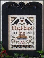Little House Needleworks - Blackbird Inn