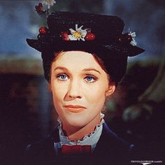 Now that Disney is releasing a new Mary Poppins biopic, let's take a look at how much they butchered the books back in Mary Poppins Gif, Julie Andrews Mary Poppins, Walt Disney, Disney Magic, Disney Pixar, My Fair Lady, Clover App, Skier, Cinema