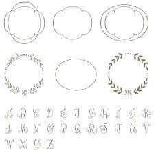 wedding branding elements