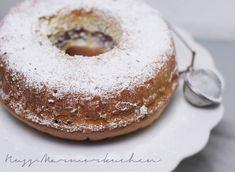 Nuss-Marmorkuchen Bundt Cakes, Doughnut, Baking Recipes, Desserts, Diy, Travel, Food, Marble Cake, Ring Cake