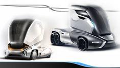 Scholarship for SPD Master in Car Design: the winner - Car Body Design