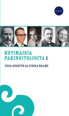 Kotimaisia pakinoitsijoita 1  ISBN:978-951-692-979-1  http://www.avain.net/julkaisut/kirjastoammatillinen-kirjallisuus/kotimaisia-pakinoitsijoita-1.html