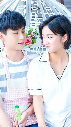 Kdrama, Chines Drama, A Love So Beautiful, Relationship Goals Pictures, Meteor Garden, Ulzzang Couple, Handsome Actors, Couple Posing, Drama Movies