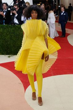 The Most Outrageous Look At The Met Gala Might've Been Madonna's Butt