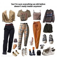 retro Outfits with kitty and mahtab basement sump pump - Basement Vintage Outfits, Retro Outfits, Grunge Outfits, Mode Outfits, Outfits For Teens, Summer Outfits, Casual Outfits, Vintage 80s Clothing, Bug Clothing