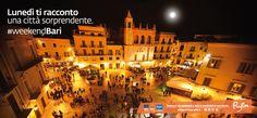 @pugliamietwitta: @Viaggiareinpuglia Official propone lunedì ti racconto...#weekendBari #weekendLecce e #weekendPuglia