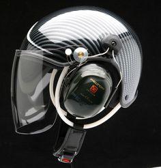 carbon fiber helmet, who cares about hat hair