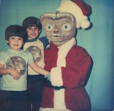 No one realized Santa drank all that Pruno until the photos came back...