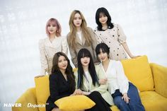 """""""📸 The girls of GFRIEND look lovely in latest photoshoot with Dispatch as part of their """"回:LABYRINTH"""" promotion 💞"""