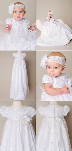102 Best Christening Gowns For Girls Images Christening Gowns For