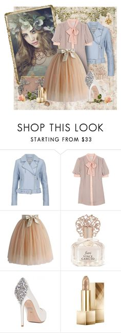 """""""Spring #5"""" by elsakurppa ❤ liked on Polyvore featuring Meli Melo, Gestuz, Valentino, Dolce&Gabbana, Trilogy, Chicwish, Vince Camuto, Badgley Mischka, Burberry and Anaconda"""