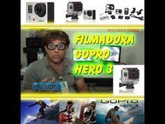 Zmaro decide comprar uma Filmadora GoPro HERO3: White Edition - Parte 1