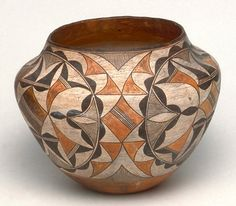 Large Pottery Jar Date: 19th-early 20th Century