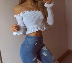 Womens Clothes Cheap Online + Cute Summer Outfits For High School their Womens Clothes Joondalup Cute Summer Outfits, Cute Casual Outfits, Girly Outfits, Spring Outfits, White Outfits, Teen Fashion, Fashion Outfits, Teenage Outfits, Mode Outfits