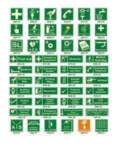 Nulite | IMO Signs India | Photoluminescent IMO Symbols India | Safety Signs India | Safety Signages